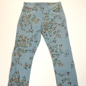 Citizens of Humanity Mandy Slim Roll Up Jeans28